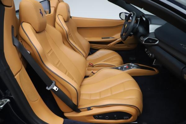 Used 2012 Ferrari 458 Spider for sale Sold at Maserati of Westport in Westport CT 06880 24