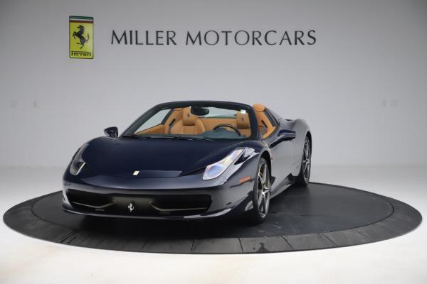 Used 2012 Ferrari 458 Spider for sale Sold at Maserati of Westport in Westport CT 06880 1