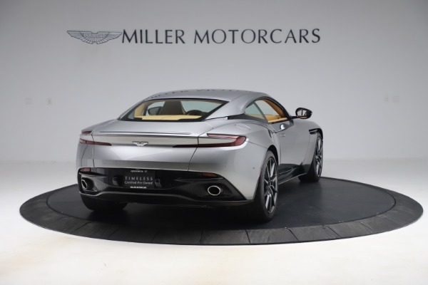 Used 2017 Aston Martin DB11 V12 Coupe for sale Sold at Maserati of Westport in Westport CT 06880 6
