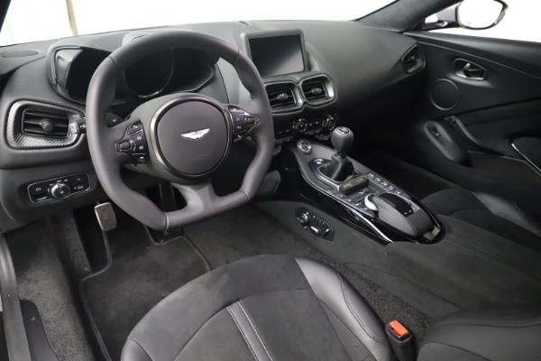 Used 2020 Aston Martin Vantage AMR Coupe for sale $169,990 at Maserati of Westport in Westport CT 06880 13