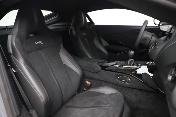 Used 2020 Aston Martin Vantage AMR Coupe for sale $169,990 at Maserati of Westport in Westport CT 06880 19