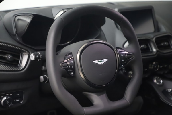 Used 2020 Aston Martin Vantage AMR Coupe for sale $169,990 at Maserati of Westport in Westport CT 06880 20