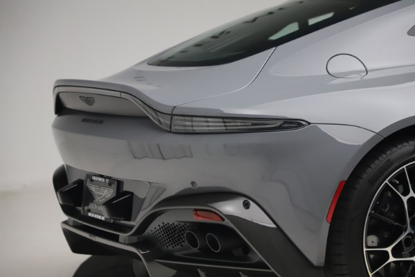 Used 2020 Aston Martin Vantage AMR Coupe for sale $169,990 at Maserati of Westport in Westport CT 06880 26