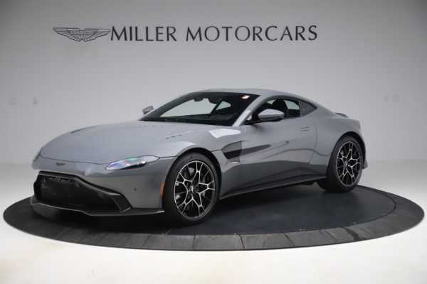 Used 2020 Aston Martin Vantage AMR Coupe for sale $169,990 at Maserati of Westport in Westport CT 06880 1