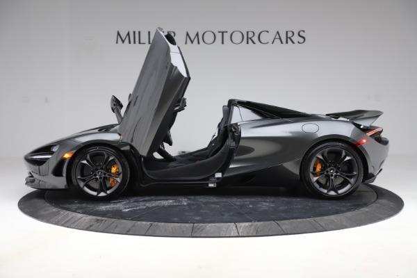 New 2020 McLaren 720S Spider Convertible for sale Sold at Maserati of Westport in Westport CT 06880 11