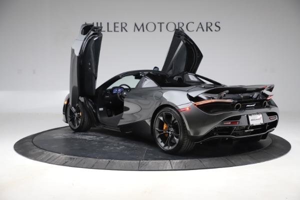 New 2020 McLaren 720S Spider Convertible for sale Sold at Maserati of Westport in Westport CT 06880 12