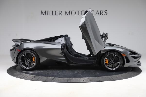 New 2020 McLaren 720S Spider Convertible for sale Sold at Maserati of Westport in Westport CT 06880 15