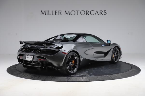 New 2020 McLaren 720S Spider Convertible for sale Sold at Maserati of Westport in Westport CT 06880 22