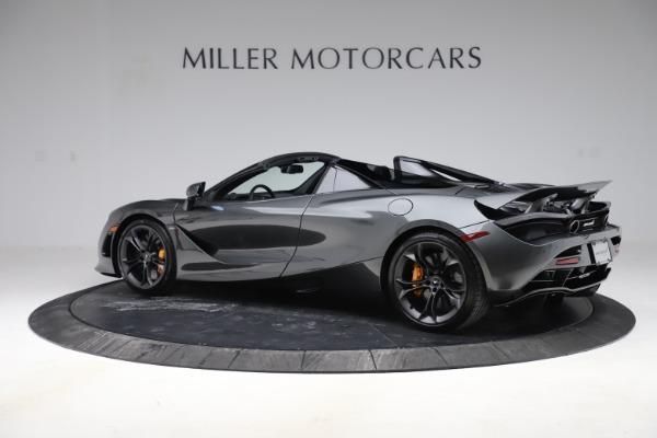 New 2020 McLaren 720S Spider Convertible for sale Sold at Maserati of Westport in Westport CT 06880 3