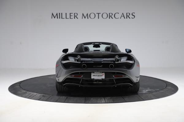 New 2020 McLaren 720S Spider Convertible for sale Sold at Maserati of Westport in Westport CT 06880 4
