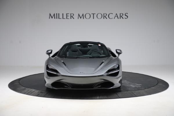 New 2020 McLaren 720S Spider Convertible for sale Sold at Maserati of Westport in Westport CT 06880 8