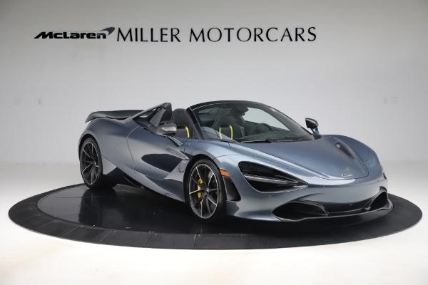 Used 2020 McLaren 720S Spider Convertible for sale Sold at Maserati of Westport in Westport CT 06880 11