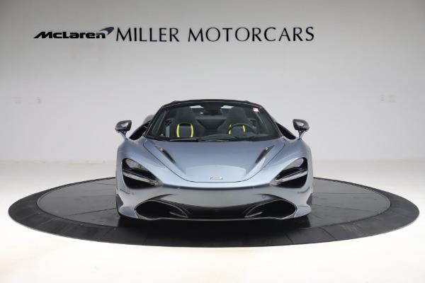 Used 2020 McLaren 720S Spider Convertible for sale Sold at Maserati of Westport in Westport CT 06880 12