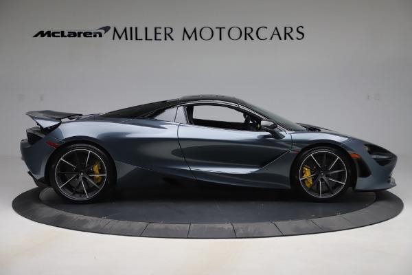 Used 2020 McLaren 720S Spider Convertible for sale Sold at Maserati of Westport in Westport CT 06880 13