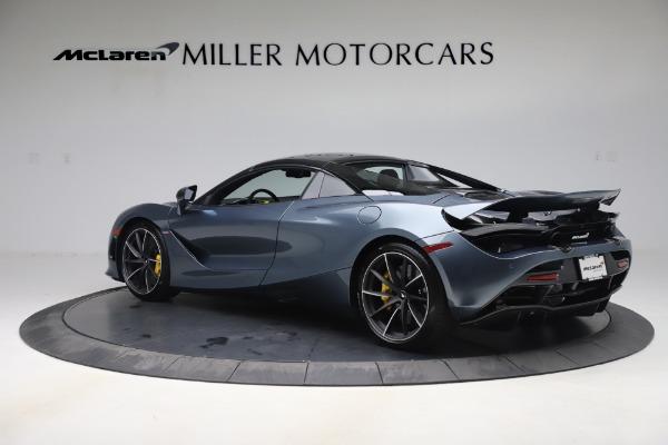Used 2020 McLaren 720S Spider Convertible for sale Sold at Maserati of Westport in Westport CT 06880 17