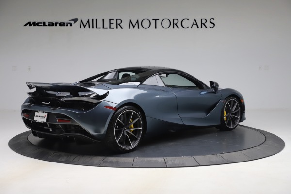 Used 2020 McLaren 720S Spider Convertible for sale Sold at Maserati of Westport in Westport CT 06880 18