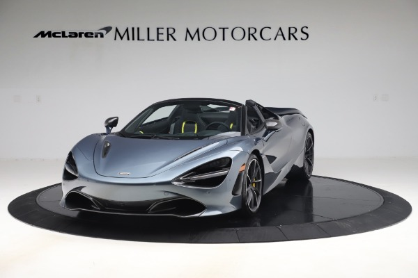Used 2020 McLaren 720S Spider Convertible for sale Sold at Maserati of Westport in Westport CT 06880 2