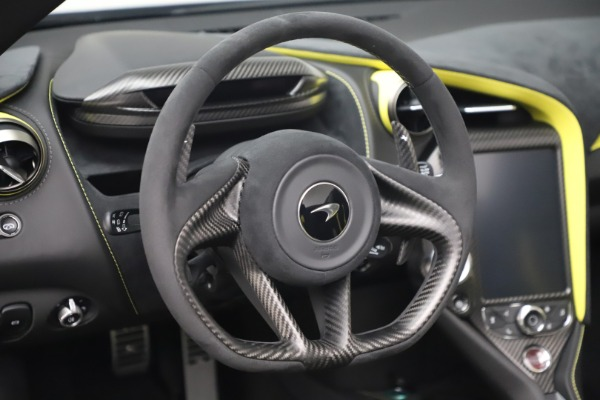 Used 2020 McLaren 720S Spider Convertible for sale Sold at Maserati of Westport in Westport CT 06880 22