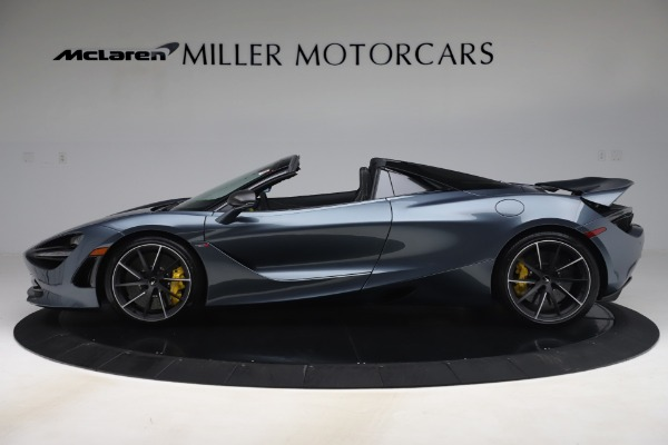 Used 2020 McLaren 720S Spider Convertible for sale Sold at Maserati of Westport in Westport CT 06880 3