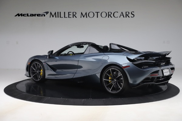 Used 2020 McLaren 720S Spider Convertible for sale Sold at Maserati of Westport in Westport CT 06880 4