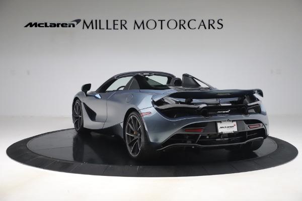 Used 2020 McLaren 720S Spider Convertible for sale Sold at Maserati of Westport in Westport CT 06880 5