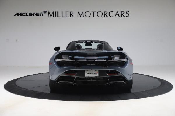 Used 2020 McLaren 720S Spider Convertible for sale Sold at Maserati of Westport in Westport CT 06880 6