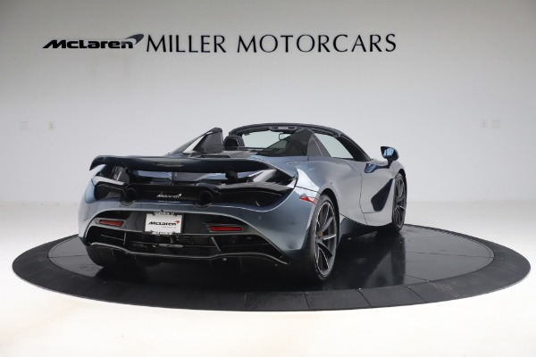 Used 2020 McLaren 720S Spider Convertible for sale Sold at Maserati of Westport in Westport CT 06880 7