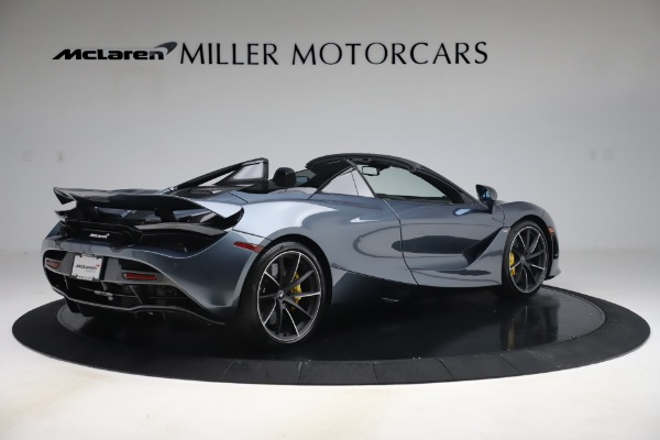 Used 2020 McLaren 720S Spider Convertible for sale Sold at Maserati of Westport in Westport CT 06880 8