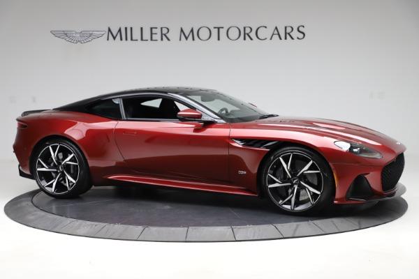 Used 2019 Aston Martin DBS Superleggera Coupe for sale $255,990 at Maserati of Westport in Westport CT 06880 10