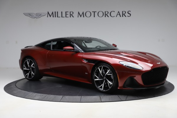 Used 2019 Aston Martin DBS Superleggera Coupe for sale $281,990 at Maserati of Westport in Westport CT 06880 11