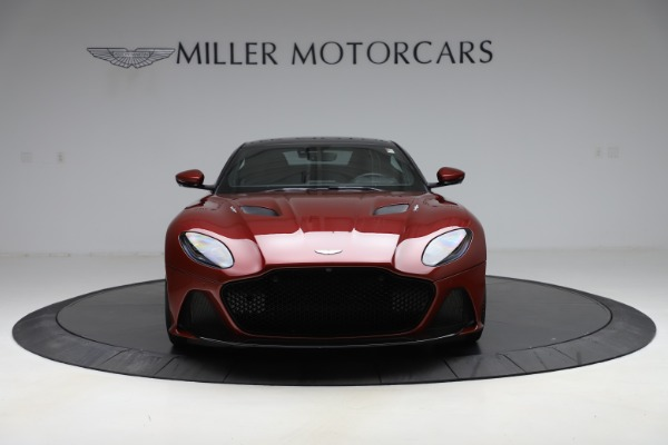 Used 2019 Aston Martin DBS Superleggera Coupe for sale $255,990 at Maserati of Westport in Westport CT 06880 12