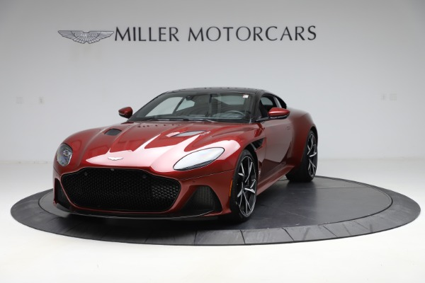 Used 2019 Aston Martin DBS Superleggera Coupe for sale $281,990 at Maserati of Westport in Westport CT 06880 2
