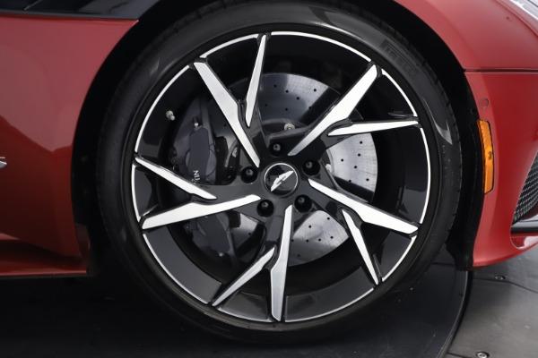 Used 2019 Aston Martin DBS Superleggera Coupe for sale $255,990 at Maserati of Westport in Westport CT 06880 23