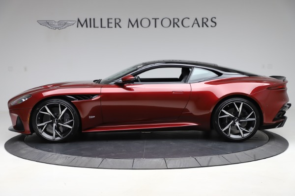 Used 2019 Aston Martin DBS Superleggera Coupe for sale $281,990 at Maserati of Westport in Westport CT 06880 3