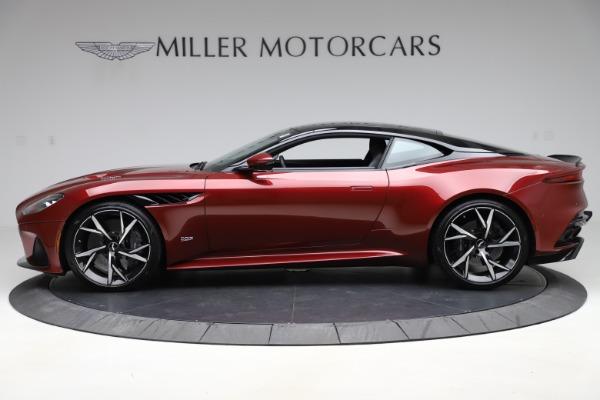 Used 2019 Aston Martin DBS Superleggera Coupe for sale $255,990 at Maserati of Westport in Westport CT 06880 3