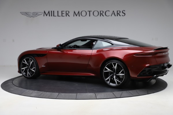 Used 2019 Aston Martin DBS Superleggera Coupe for sale $255,990 at Maserati of Westport in Westport CT 06880 4