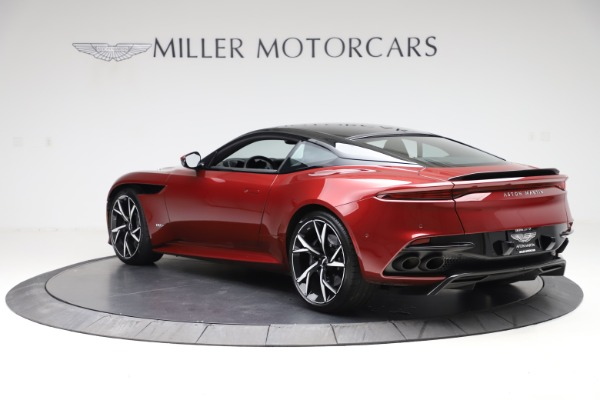 Used 2019 Aston Martin DBS Superleggera Coupe for sale $281,990 at Maserati of Westport in Westport CT 06880 5
