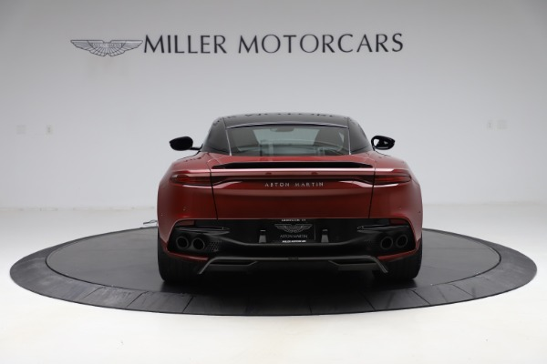 Used 2019 Aston Martin DBS Superleggera Coupe for sale $255,990 at Maserati of Westport in Westport CT 06880 6