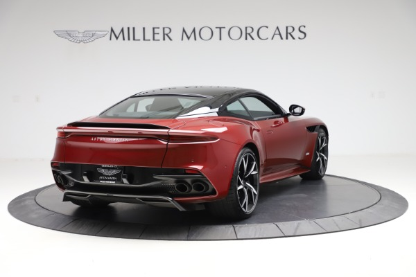 Used 2019 Aston Martin DBS Superleggera Coupe for sale $281,990 at Maserati of Westport in Westport CT 06880 7