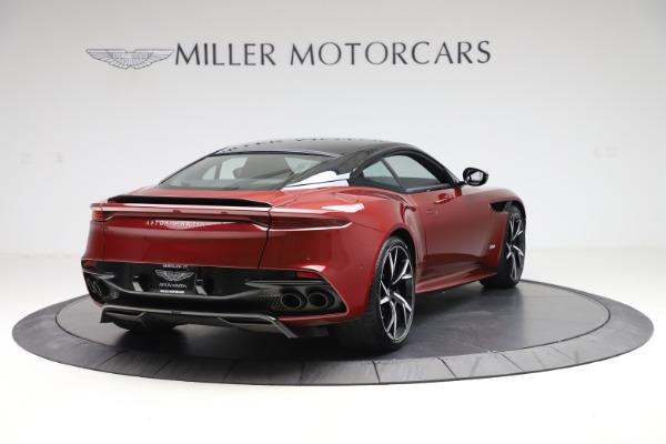 Used 2019 Aston Martin DBS Superleggera Coupe for sale $255,990 at Maserati of Westport in Westport CT 06880 7