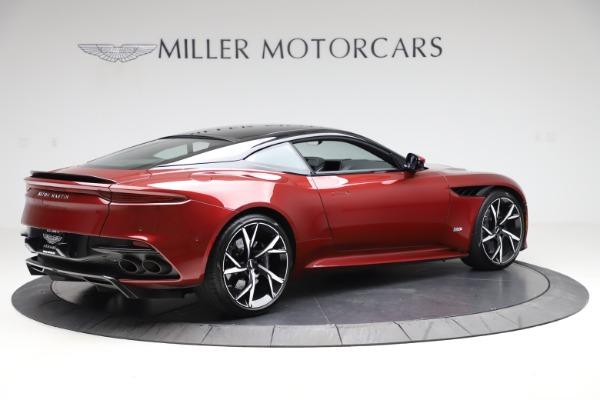 Used 2019 Aston Martin DBS Superleggera Coupe for sale $255,990 at Maserati of Westport in Westport CT 06880 8