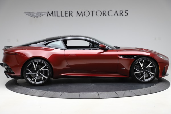 Used 2019 Aston Martin DBS Superleggera Coupe for sale $255,990 at Maserati of Westport in Westport CT 06880 9