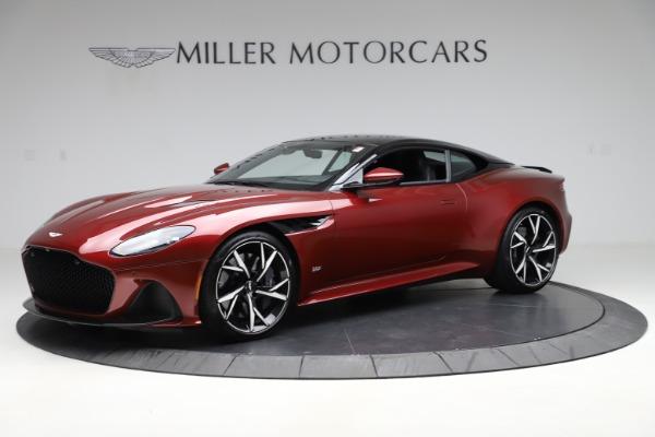 Used 2019 Aston Martin DBS Superleggera Coupe for sale $255,990 at Maserati of Westport in Westport CT 06880 1