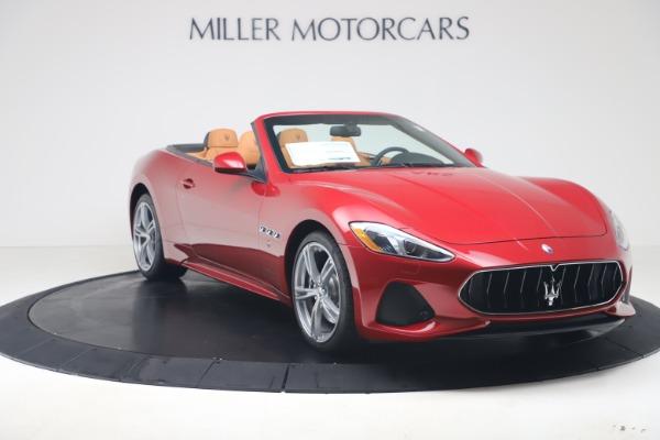 New 2019 Maserati GranTurismo Sport for sale $162,520 at Maserati of Westport in Westport CT 06880 11