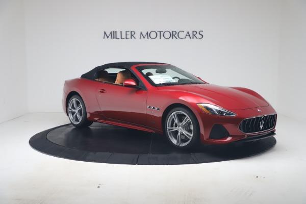New 2019 Maserati GranTurismo Sport for sale $162,520 at Maserati of Westport in Westport CT 06880 18