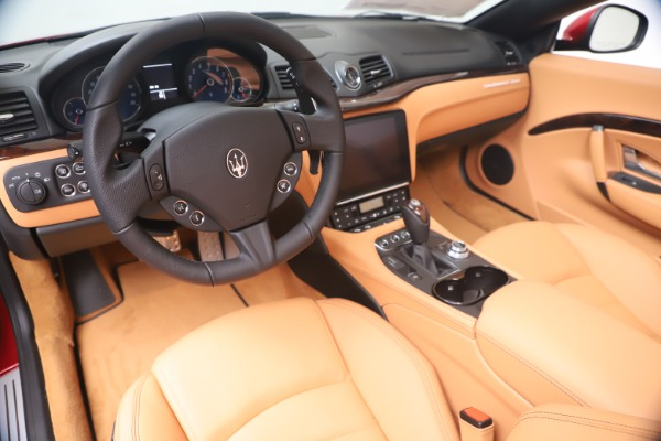 New 2019 Maserati GranTurismo Sport for sale $162,520 at Maserati of Westport in Westport CT 06880 19