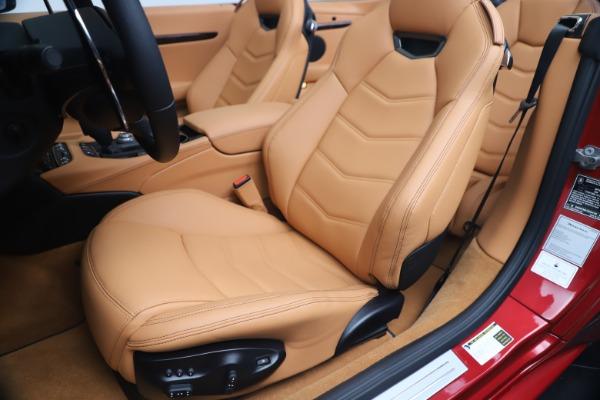 New 2019 Maserati GranTurismo Sport for sale Sold at Maserati of Westport in Westport CT 06880 21