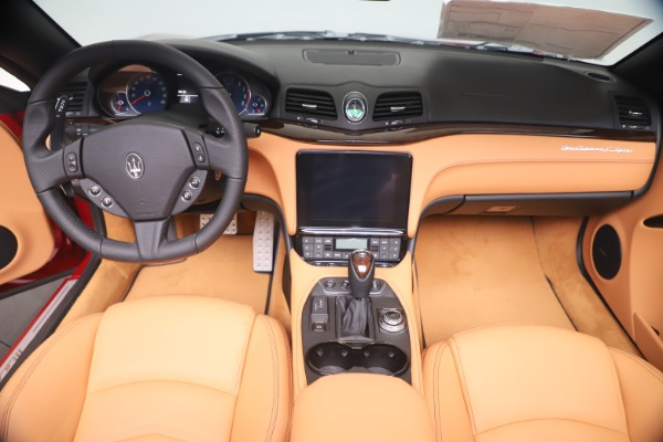 New 2019 Maserati GranTurismo Sport for sale $162,520 at Maserati of Westport in Westport CT 06880 22