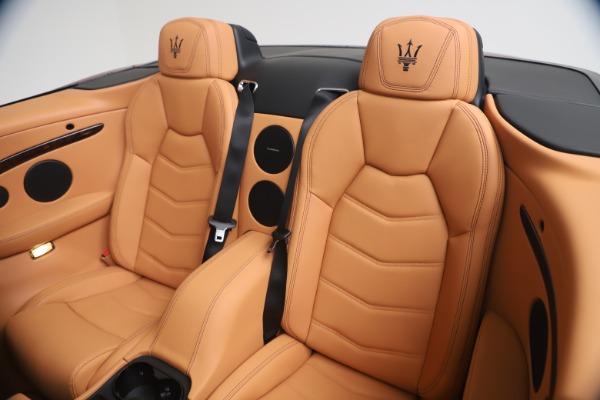 New 2019 Maserati GranTurismo Sport for sale Sold at Maserati of Westport in Westport CT 06880 24