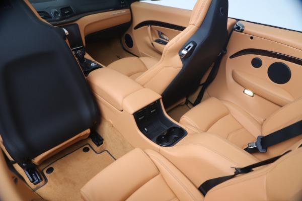 New 2019 Maserati GranTurismo Sport for sale $162,520 at Maserati of Westport in Westport CT 06880 25